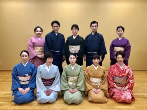 第7回麻春会〜お月ざらい〜賑々しく終演いたしました