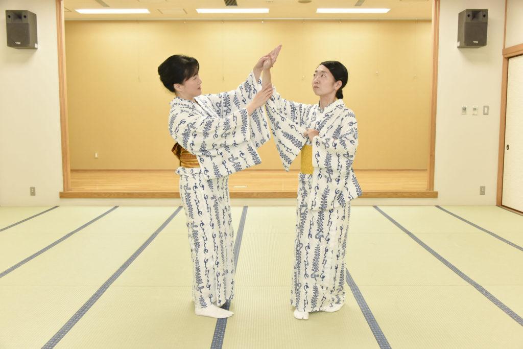 LINE公式 日本舞踊教室「麻春会」