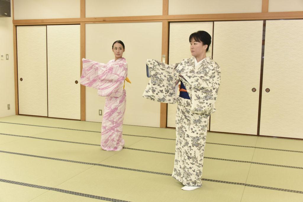 日本舞踊のお稽古1回30分、しかも予約制の訳!
