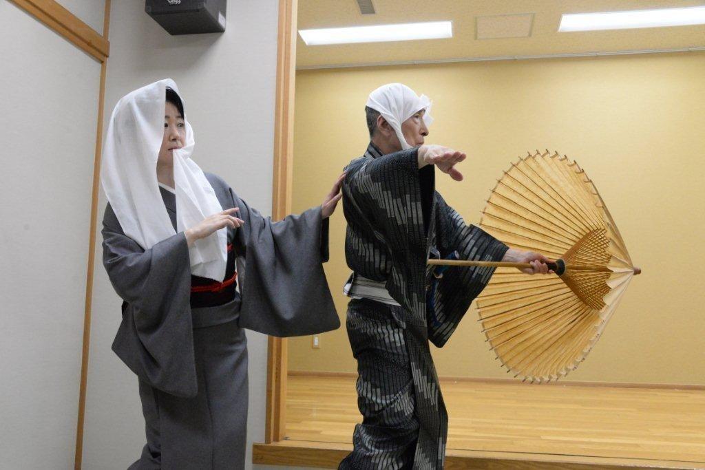 役者は一生勉強!①日本舞踊のススメ