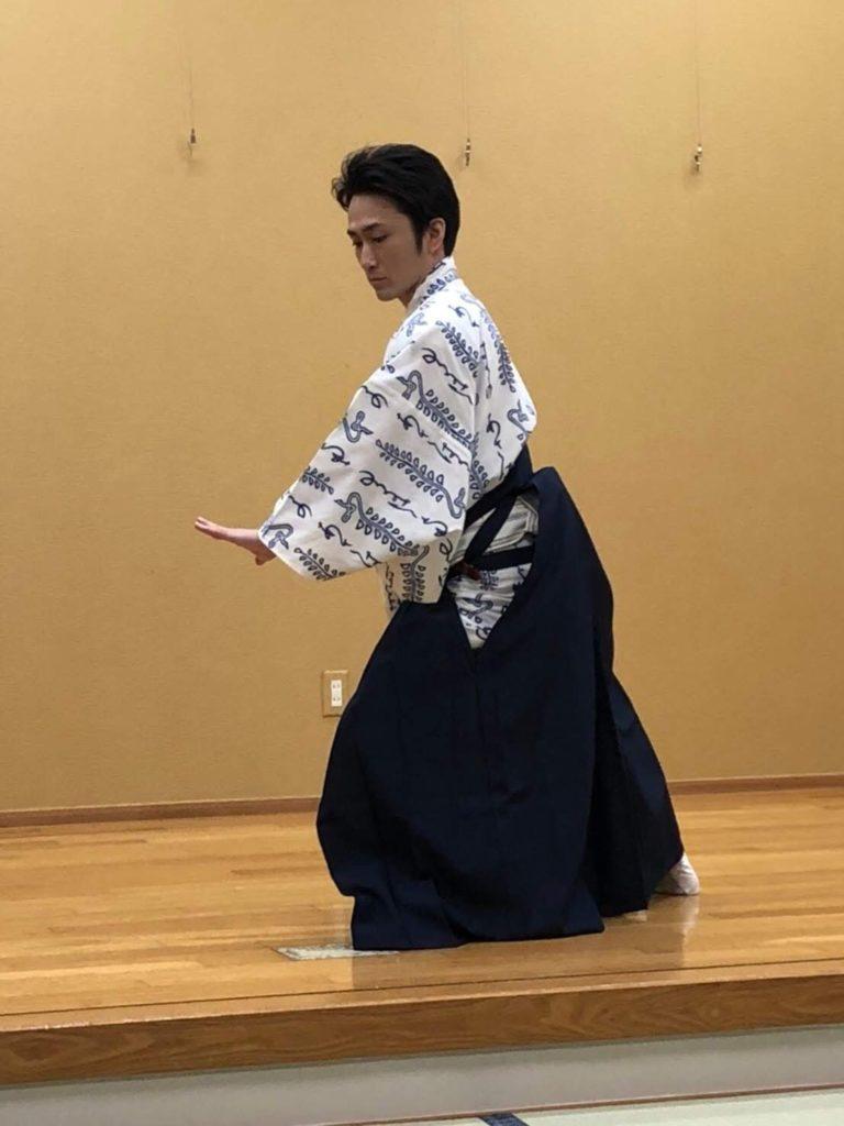 役者は一生勉強!④男だから日本舞踊は関係ない!なんて思ってない?