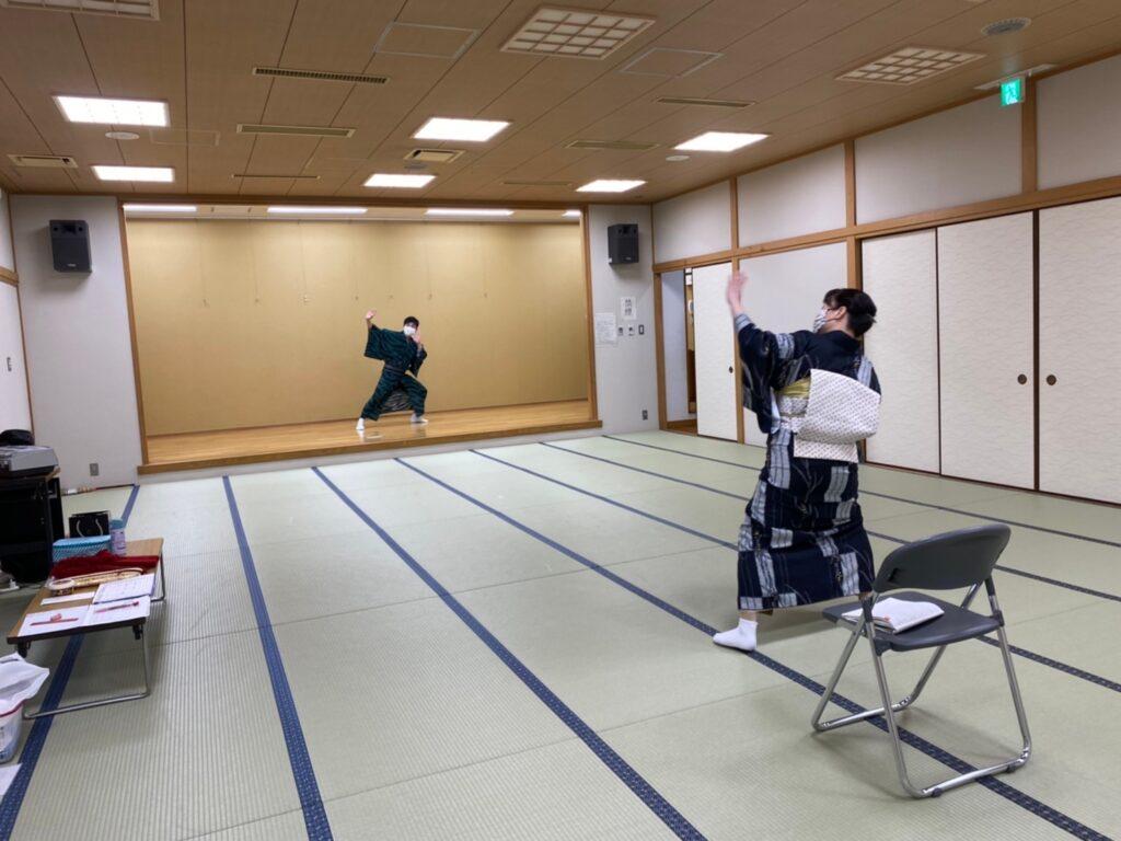 日本舞踊の発表会って楽しい!出演しても、観てもそう思ってもらえる工夫をしています!